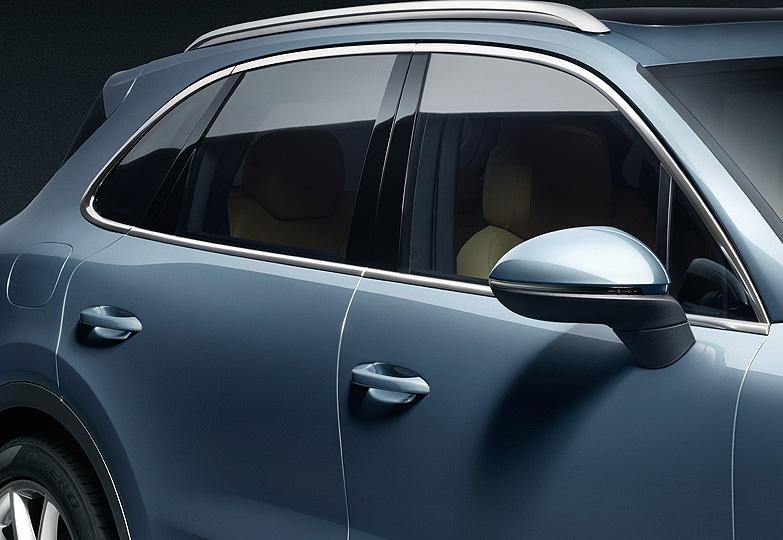 Porsche zentrum b blingen tequipment exterieur for Porsche zentrum boblingen