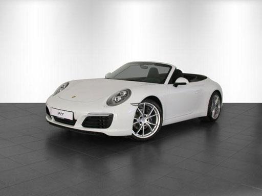Unser exklusives Leasingangebot für private Kunden: 911 Carrera Cabriolet