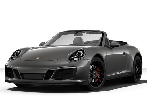 Unser exklusives Leasingangebot für gewerbliche Kunden: 911 Carrera GTS Cabriolet