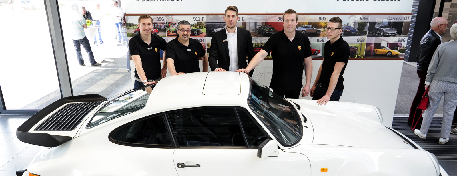 Porsche Classic Partner | Spezialisten