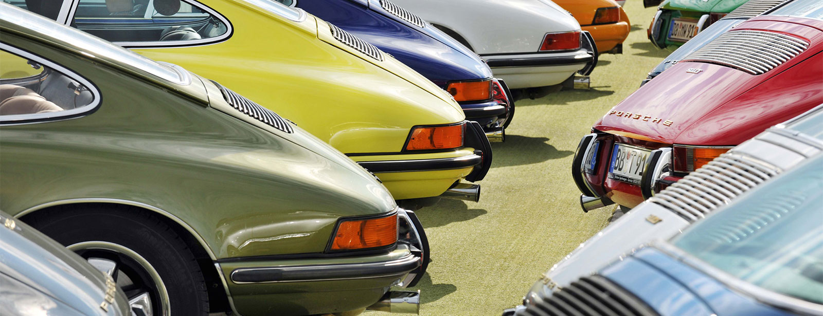 Porsche Classic Partner   Veranstaltungen