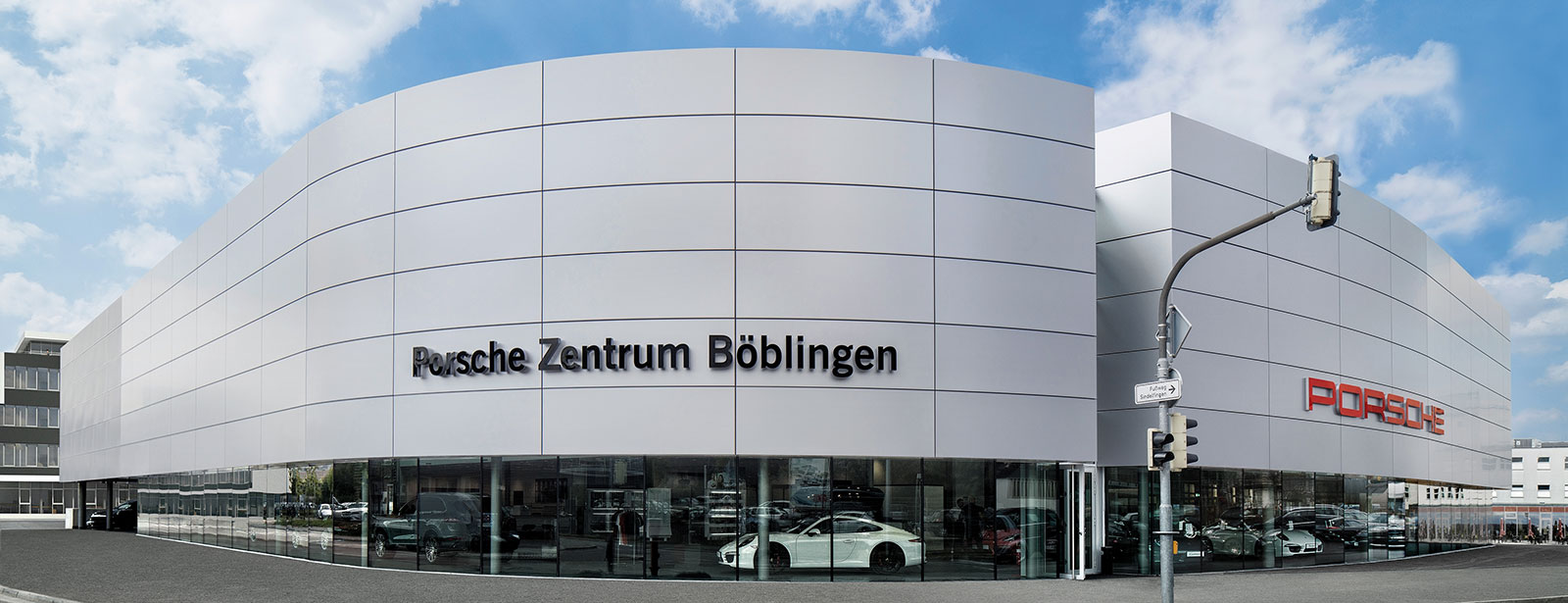 Porsche Zentrum B 246 Blingen 187 Herzlich Willkommen
