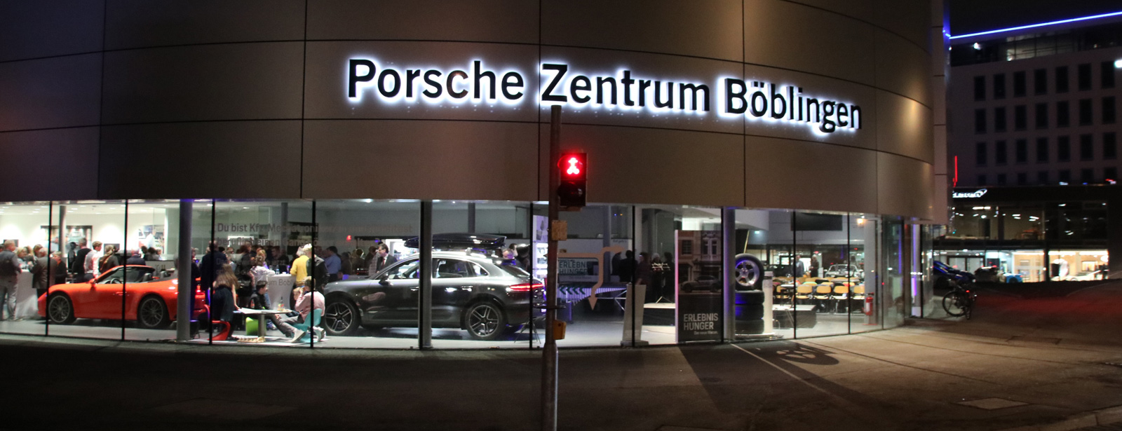 Porsche zentrum b blingen events 2019 for Porsche zentrum boblingen