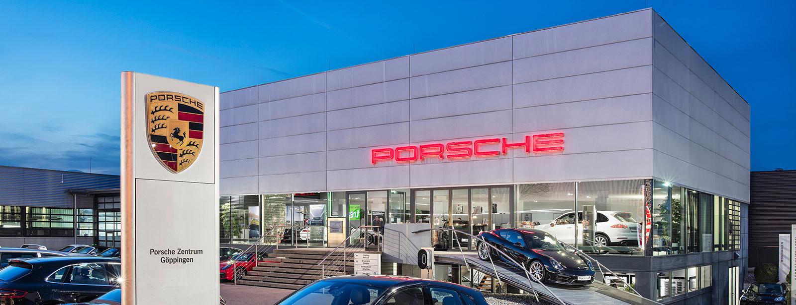 Porsche zentrum b blingen unsere porsche zentren for Porsche zentrum boblingen